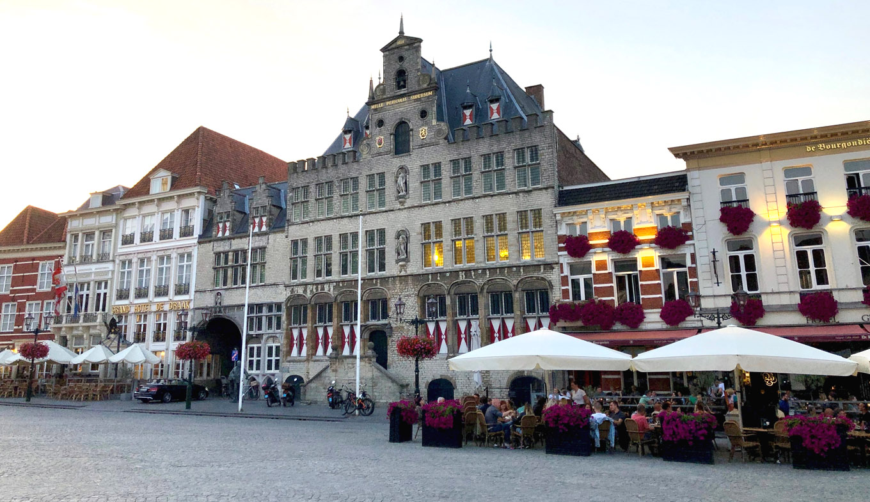 Bergen op Zoom, ontwikkeling 13 appartementen